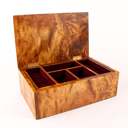 Heirloom Jewellery Box - Large with Tray 71