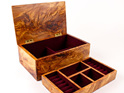 Heirloom Jewellery Box - Large with Tray 73