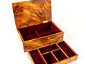 Heirloom Jewellery Box - Large with Tray72