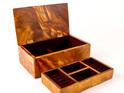 Heirloom Jewellery Box - Medium with Tray 74