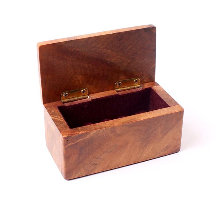 Heirloom Jewellery Box - Ring Box