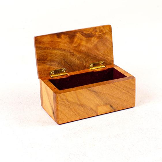 heirloom jewellery box - ring box - ancient kauri