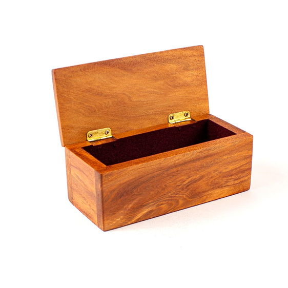 heirloom jewellery box - small - ancient kauri