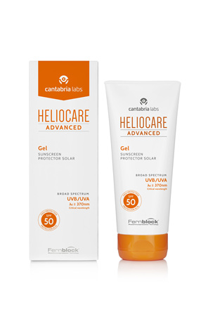 HELIOCARE GELCRM BROWN SPF50