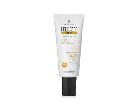 HELIOCARE PEDIATRICS LOTION 200ML