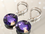 Heliotrope Faceted Sun - 12mm Round