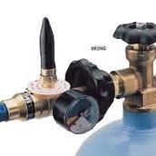 Helium Gas Regulator for Tank