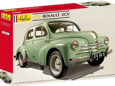 Heller 1/24 Renault 4CV