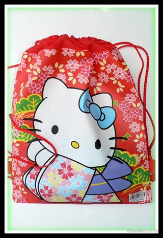 """""""Red Kitten Bag"""""""