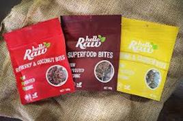 Hello Raw Granola Bites(Banana/Cashew) - 100g