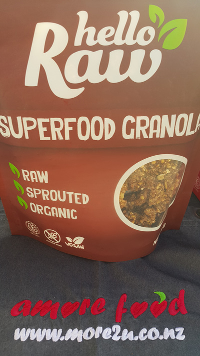 Hello Raw Granola (Cacao Superfood) - 350g