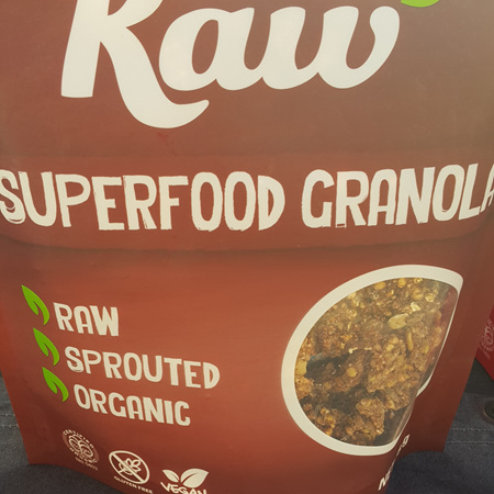 Hello Raw Granola Superfood 350g