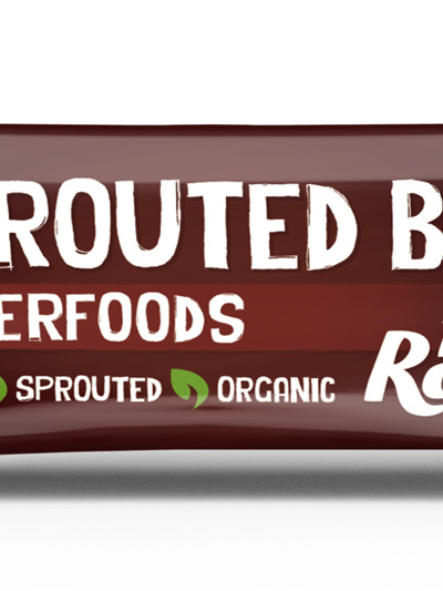 Hello Raw Superfoods Sprouted Bar - 45g
