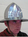 Helmet 13 - Late 14th to 16th Century Kettle Hat with High Crown