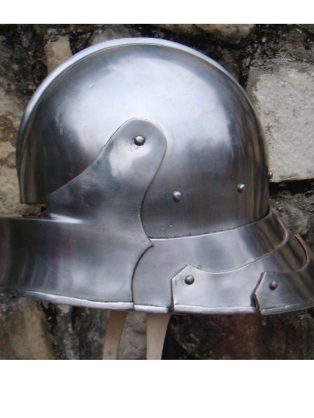 Helmet 21 - 15th Century German Sallet Helmet