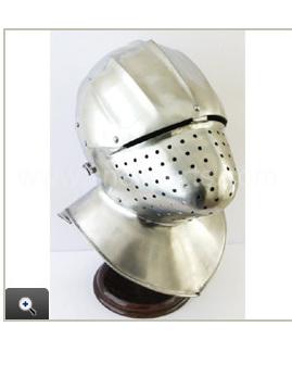 Helmet 22 - 15th Century Italian Style Closed Helmet