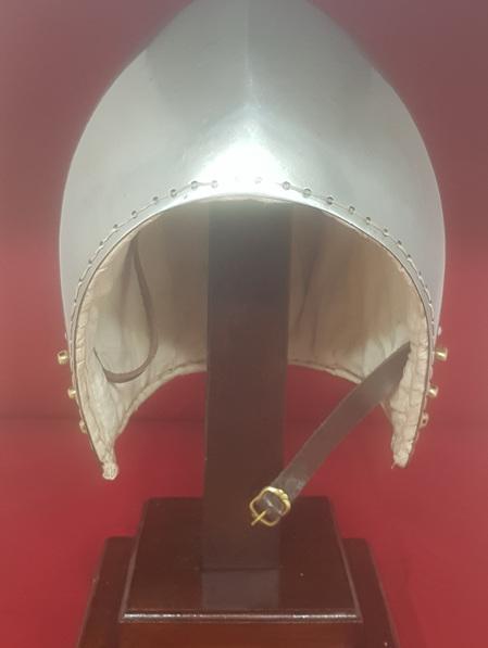 Helmet 26 - 14th Century Bascinet Helmet without Visor