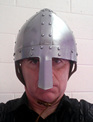 Helmet 5A - Generic 11th to 13th Century Norman Helmet