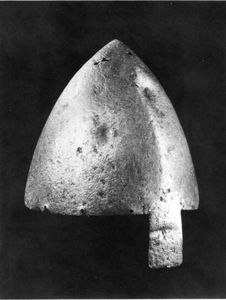 """Helmet 5B - """"Olmutz"""" style Nasal Helmet"""