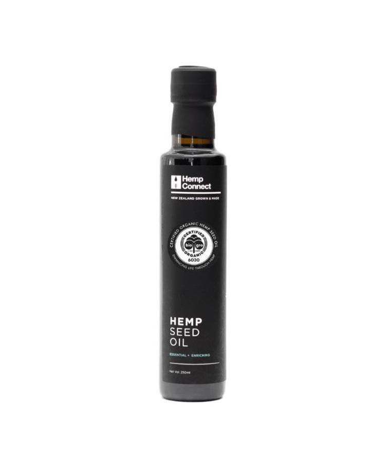 Hemp Connect Organic Hemp Seed Oil 250ml