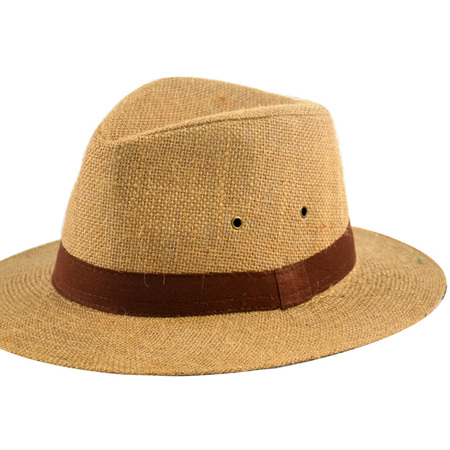Hemp Fedora Mens Hat