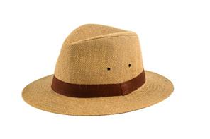 Hemp Fedora Mens Hat
