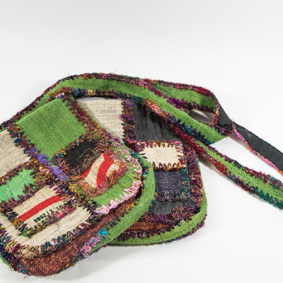 Hemp Silk Bag