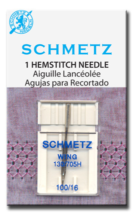 Hemstitch/Wing Needles
