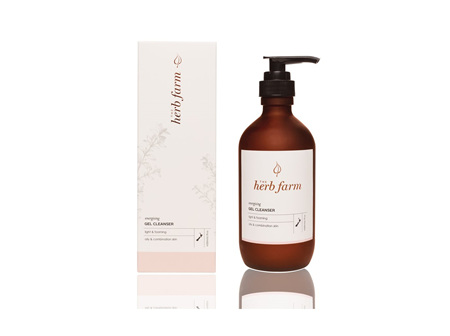 Herb Farm Energising Gel Cleanser 100ml