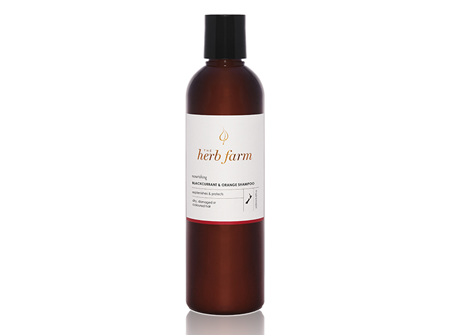 Herb Farm Nourishing Spoo Blackcurrant & Orange 250ml