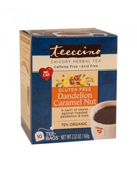 Herbal Coffee Dandelion Caramel Nut - 10 Tee Bags