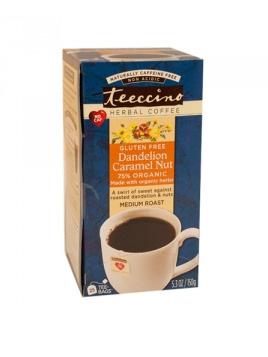 Herbal Coffee Dandelion Caramel Nut - 25 Tee Bags