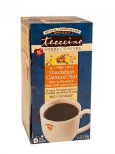 Herbal Coffee Dandelion Caramel Nut - 25 Tee Bags