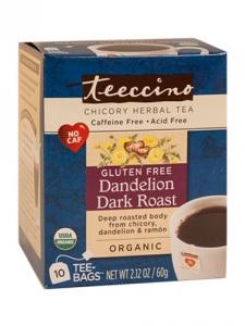 Herbal Coffee Dandelion Dark Roast - 10 Tee Bags