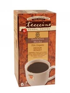 Herbal Coffee Dandelion Mocha - 25 Tee Bags