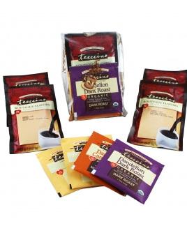 Herbal Coffee Dandelion Sampler - 12 pack