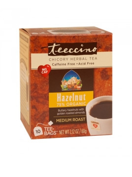 Herbal Coffee Hazel Nut - 10 Tee Bags