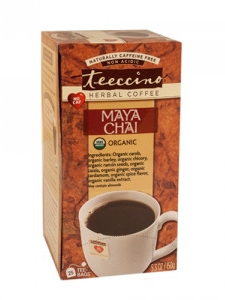 Herbal Coffee Maya Chai - 25 Tee Bags