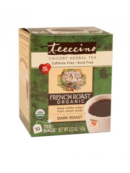 Herbal Coffee Maya French Roast - 10 Tee Bags