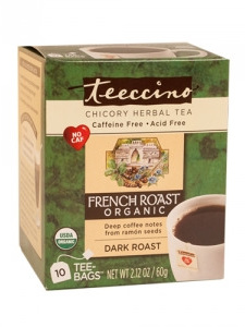 Herbal Coffee Maya French Roast - 10 Tee Bags