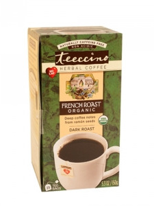 Herbal Coffee Maya French Roast - 25 Tee Bags