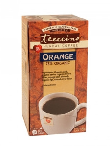 Herbal Coffee Orange  - 25 Tee Bags