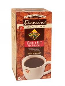 Herbal Coffee Vanilla Nut - 25 Tee Bags