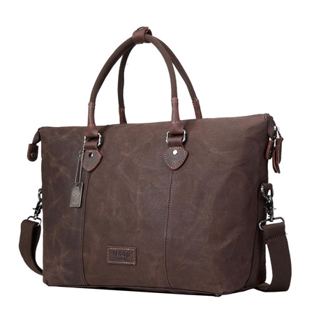 Heritage Canvas Travel Duffel Bag