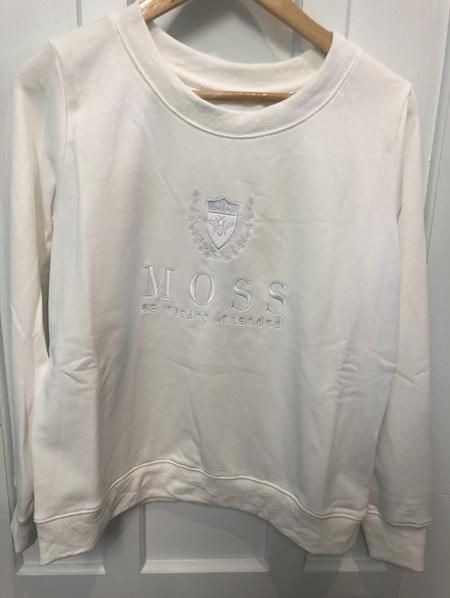 Heritage Sweat - White