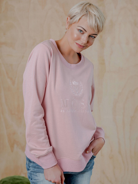 Heritage Sweater - Blush