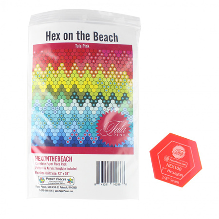 Hex on the Beach by Tula Pink