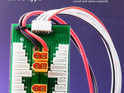 HexTronik Parallel Charging Board - XT60