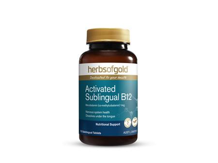 HG ACTIVATED B12 SIBLINGUAL 75