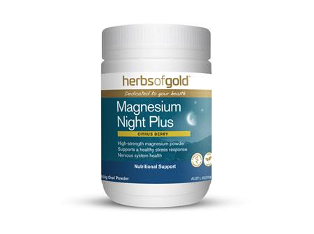 HG MAGNESIUM NIGHT PLUS 150G